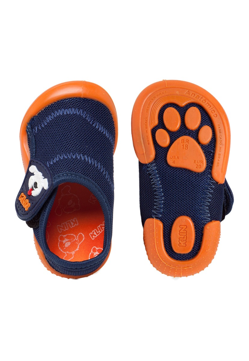 c9b0f31a1a sapato infantil masculino ou feminino klin new confort. Carregando zoom.