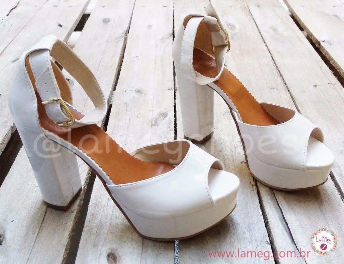 b41b469bf sapato inspiração moda verão luxo plataforma salto alto 115. Carregando zoom .