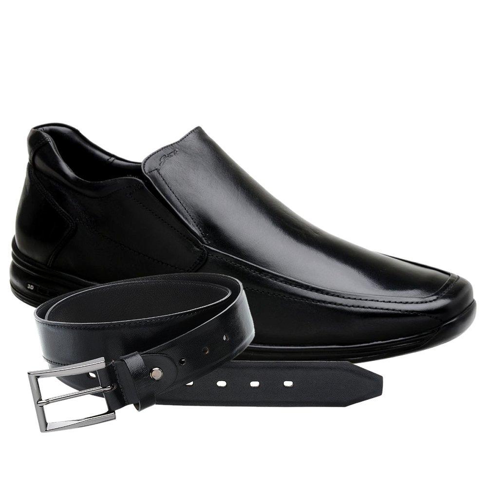8f60d2275 sapato jota pe 3d preto air discovery 30002 p tamanho gra... Carregando  zoom.