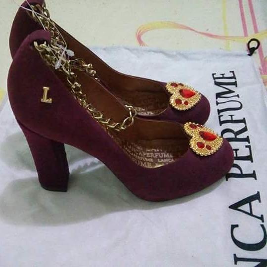 6f94a5e86 Sapato Lança Perfume - R$ 120,00 em Mercado Livre