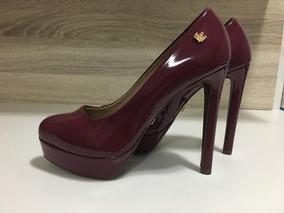 7e2b923ed Perfume Sapato Carolina Herrera Scarpins - Sapatos com o Melhores Preços no  Mercado Livre Brasil
