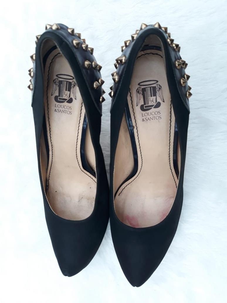 b302cb693 Sapato Loucos E Santos - R$ 59,00 em Mercado Livre