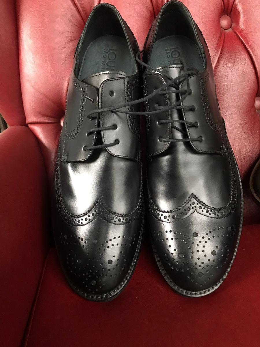 b67f18dd9 sapato louie 43 novo. Carregando zoom.