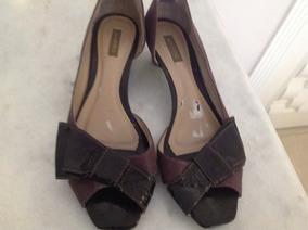 4dad5daf3 Melissas Feminino Scarpins Schutz - Sapatos Marrom em São Paulo Zona ...