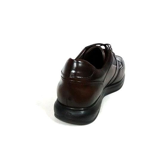 bc9ed7a7db Sapato Masculino 3d Total Air Jota Pe 70703 - Dark Brown - R  239