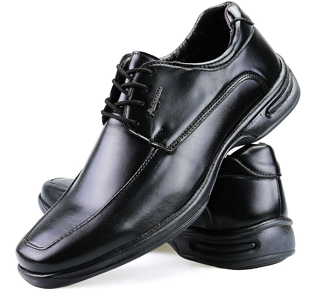 049058caa5 sapato masculino antistress ortopédico confort dhl calçados. Carregando zoom .