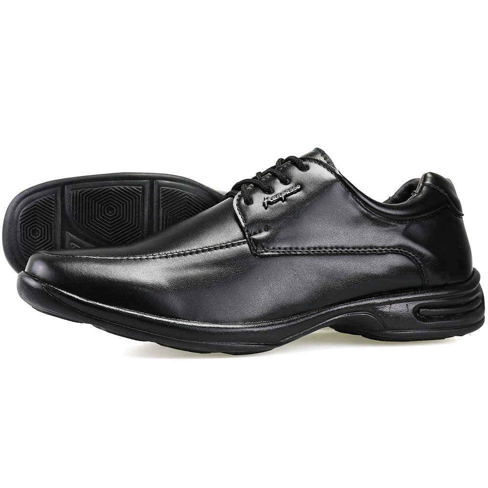 775364d82f sapato masculino antistress ortopédico confort dhl calçados. Carregando  zoom.