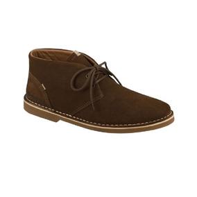 00e51d3ef Sapato Masculino Bota Kildare Bk1000 Couro Camurça