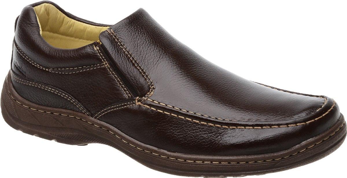 576c76d15 Sapato Masculino Calçado Couro Legítimo Diabético Conforto - R$ 100 ...