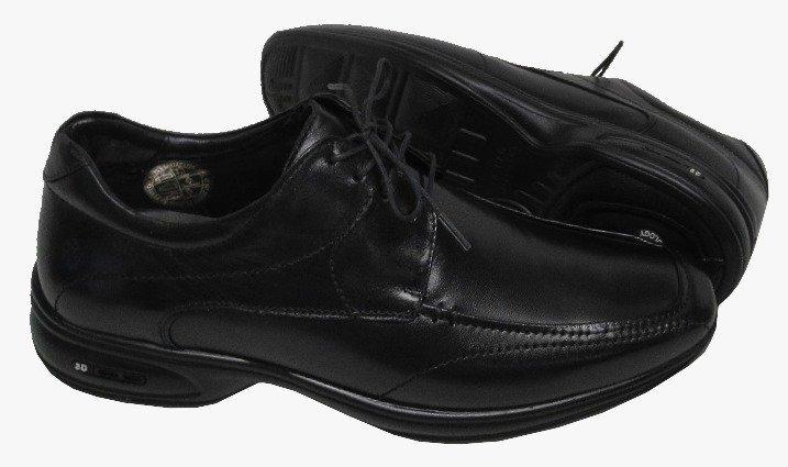 4f21f6ff0 Sapato Masculino Confortável Jota Pê 30003 Preto - R  291