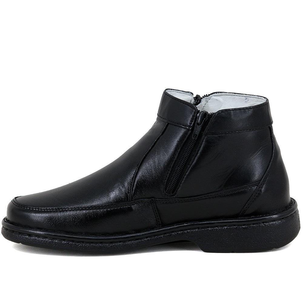 7805f3304d sapato masculino conforto pés diabéticos sensíveis promoção. Carregando zoom .