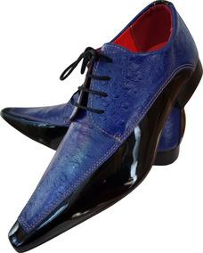 0067e0ece Fabrica De Sapato Couro Jacar Verniz Rio Grande Sul - Sapatos com o ...