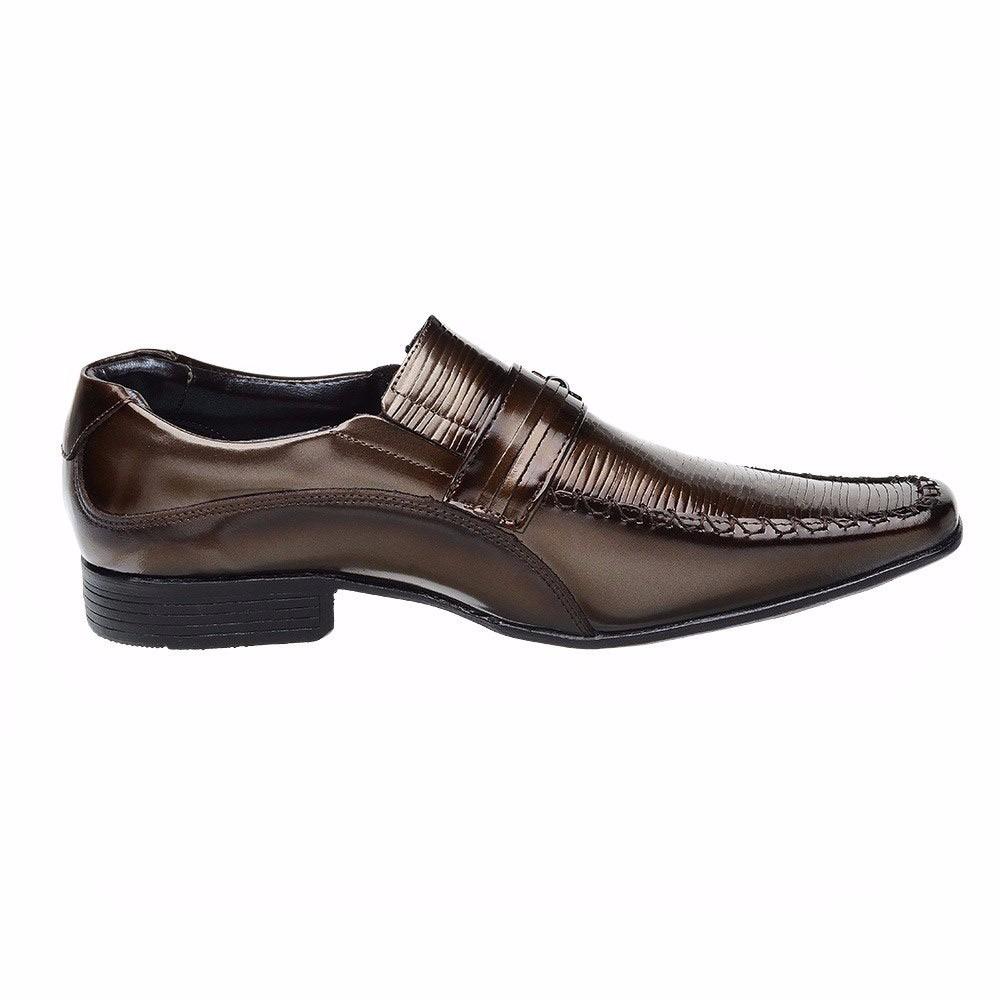 a039d055f4 Sapato Masculino De Couro Da Capital Do Calçado Franca-sp - R$ 139 ...