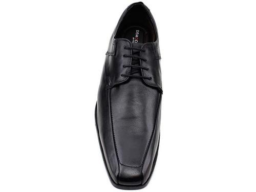 sapato masculino democrata tamanhos grandes 013114 pixolé