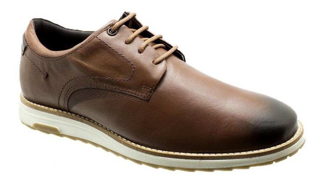 472712b59b sapato masculino derby estilo casual keep shoes cor marrom. Carregando zoom.