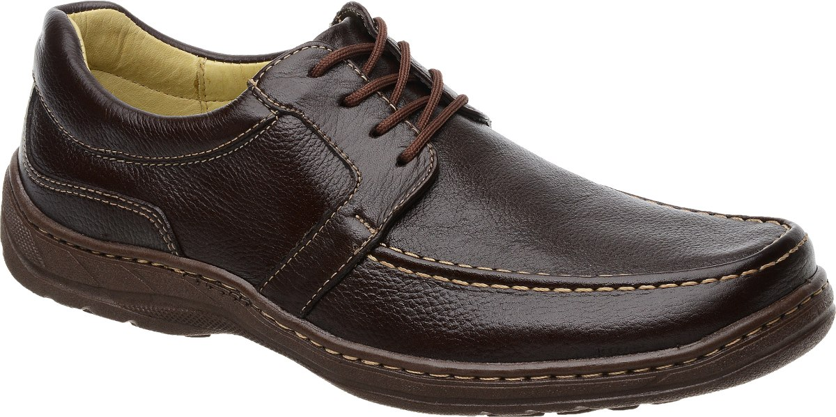 25cde6f74c sapato masculino diabético conforto couro legítimo promoção. Carregando zoom .