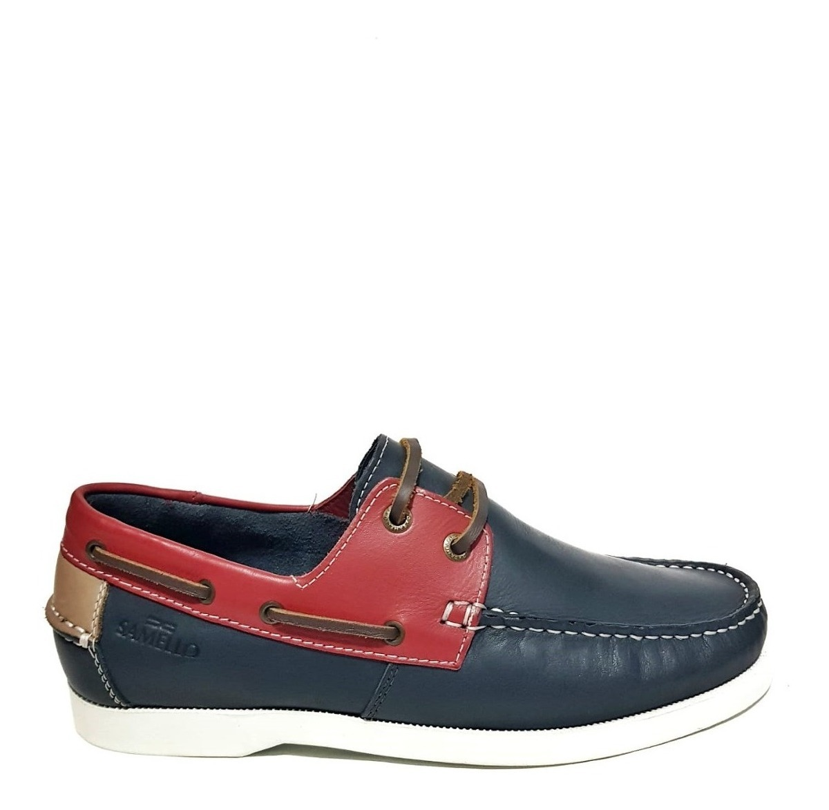 e68eb3c11 Sapato Masculino Dockside Samello Loop Smooth - R$ 274,90 em Mercado Livre