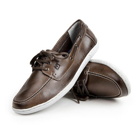 4a919887a Sapato Masculino De Camurca Marrom Sandro Moscoloni - Sapatos no ...