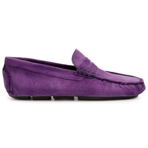 sapato masculino driver sandro moscoloni pitangueiras roxo