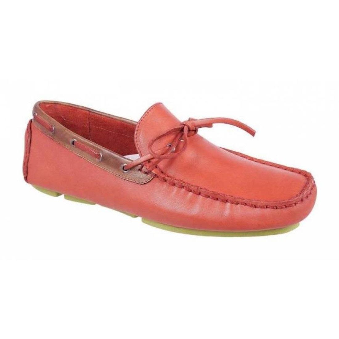 sapato masculino driver sandro moscoloni springs vermelho. Carregando zoom. 4ad36a58f00