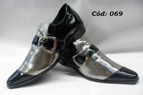 09e654f7c Sapato Mocassim Prata - Sapatos Sociais e Mocassins em Rio Grande do Sul  com o Melhores Preços no Mercado Livre Brasil