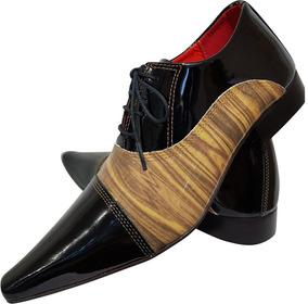 af2f296bc Sapatos Masculino 37 - Sapatos Sociais e Mocassins Preto em Rio Grande do  Sul com o Melhores Preços no Mercado Livre Brasil
