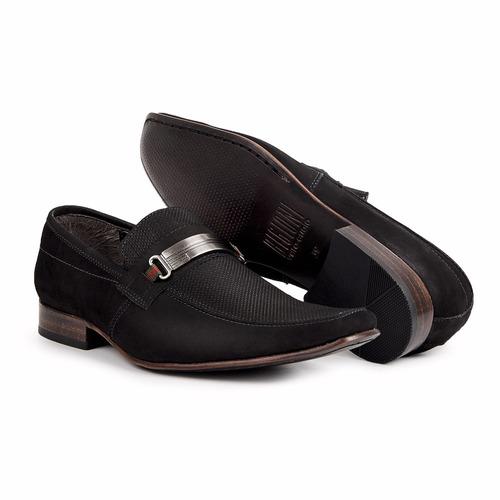 sapato masculino estilo italiano couro legitimo