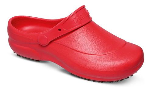 sapato masculino eva antiderrapante enfermagem cozinha bb60
