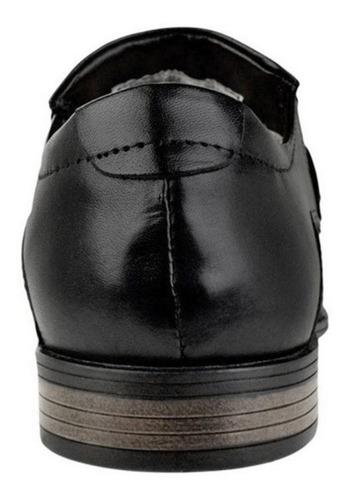 sapato masculino ferracini creta 4863-538g | katy calçados