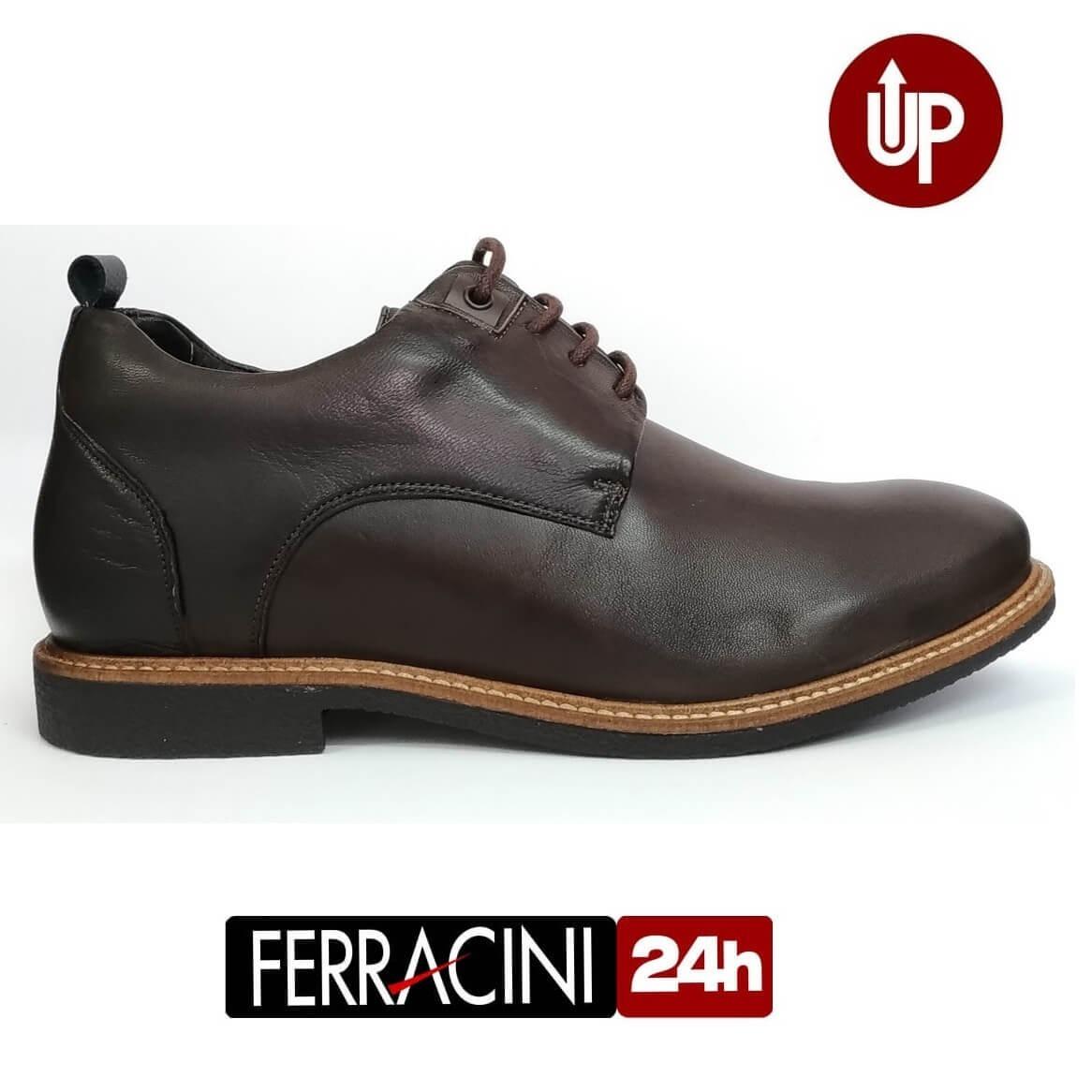 2ed9a0d1a4 sapato masculino ferracini up bangkok você 6 cm mais alto. Carregando zoom.
