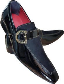 1a7a34cb5 Solado Para Sapato De Croche Rj - Sapatos Sociais e Mocassins Preto em Rio  Grande do Sul com o Melhores Preços no Mercado Livre Brasil