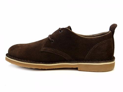 sapato masculino kildare camurça bk1101