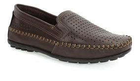 ac13e7962 Sapato Pegada Masculino - Sapatos com o Melhores Preços no Mercado Livre  Brasil