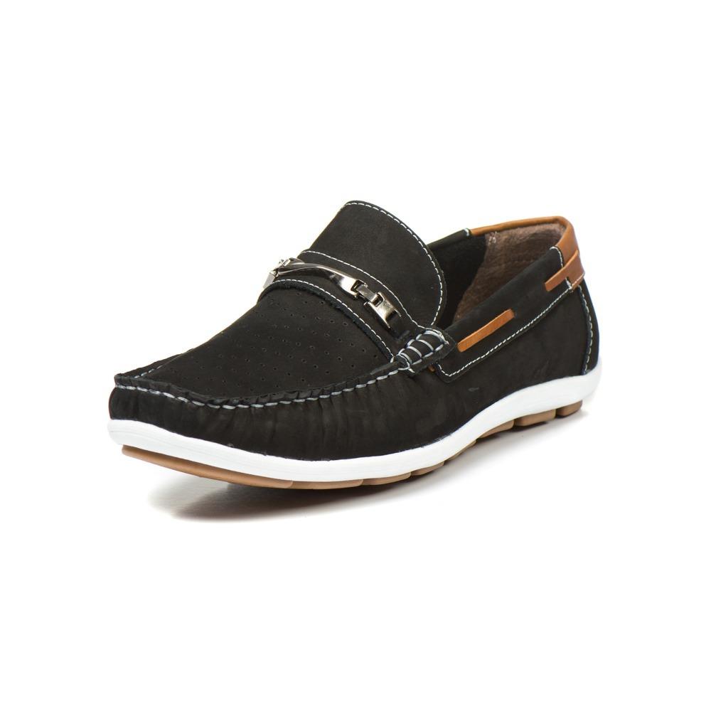 f1c5d433214 sapato masculino mocassim couro macio bonito - preto. Carregando zoom.