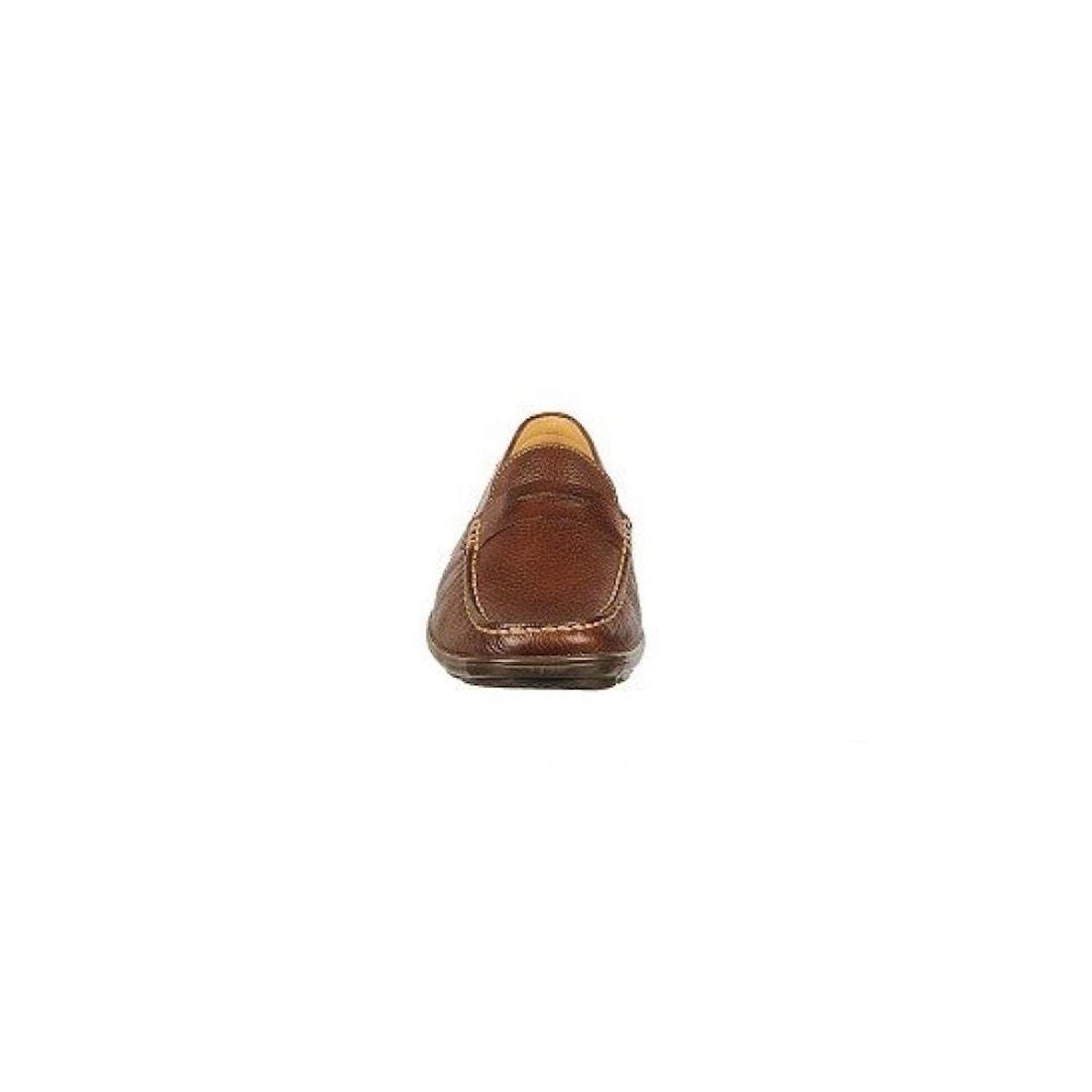 3128a1faf sapato masculino mocassim sandro moscoloni bimini marrom. Carregando zoom.
