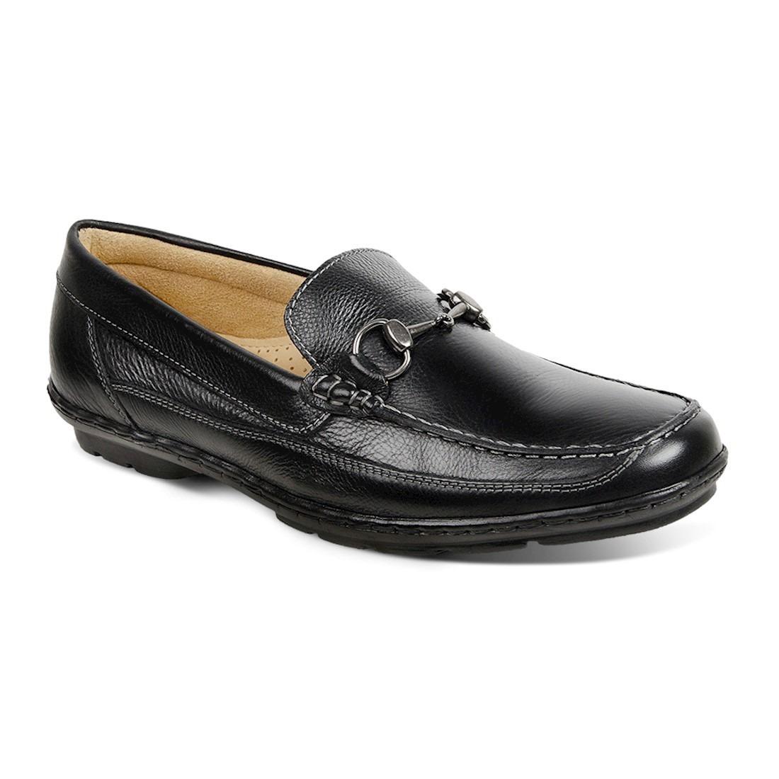 d4cdcd5537 sapato masculino mocassim sandro moscoloni boston preto. Carregando zoom.