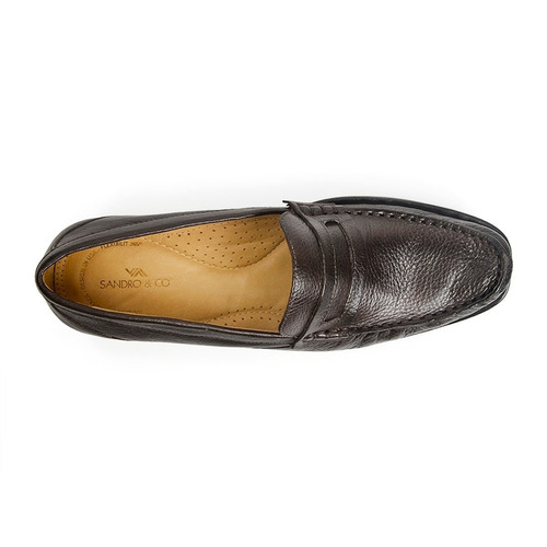f8814e6ce Sapato Masculino Mocassim Sandro Moscoloni Point Marrom - R$ 331,35 ...