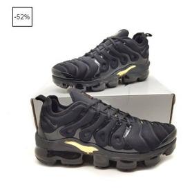 095dfef236 Sapato Masculino Nike Air Vapormax Plus Original Na Caixa