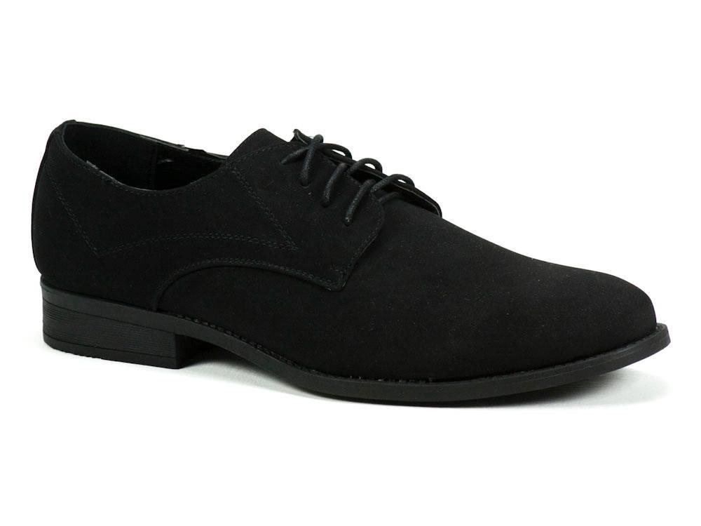 4867919f9 Sapato Masculino Nobuk Liso Preto + Moeda Biticoin - R$ 70,00 em ...