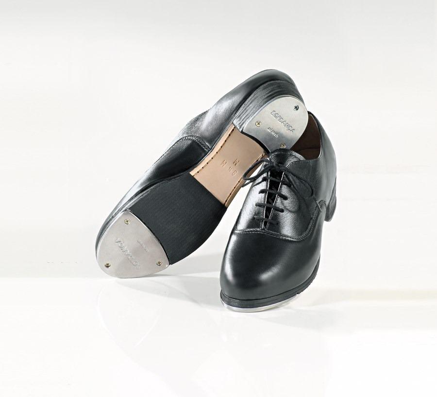 85f0c129a6 Sapato Masculino P/ Sapateado - Freio Em Borracha - Quedança - R$ 412,31 em  Mercado Livre