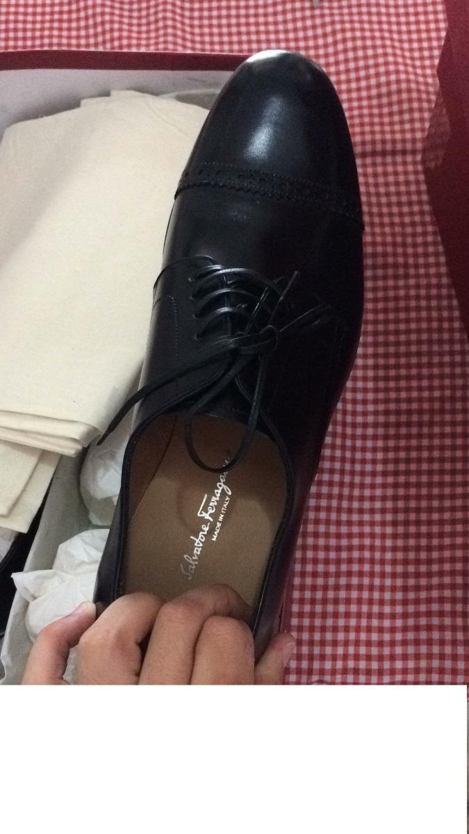 sapato masculino salvatore ferragamo nordland - nunca usado! Carregando  zoom. f7152e8746