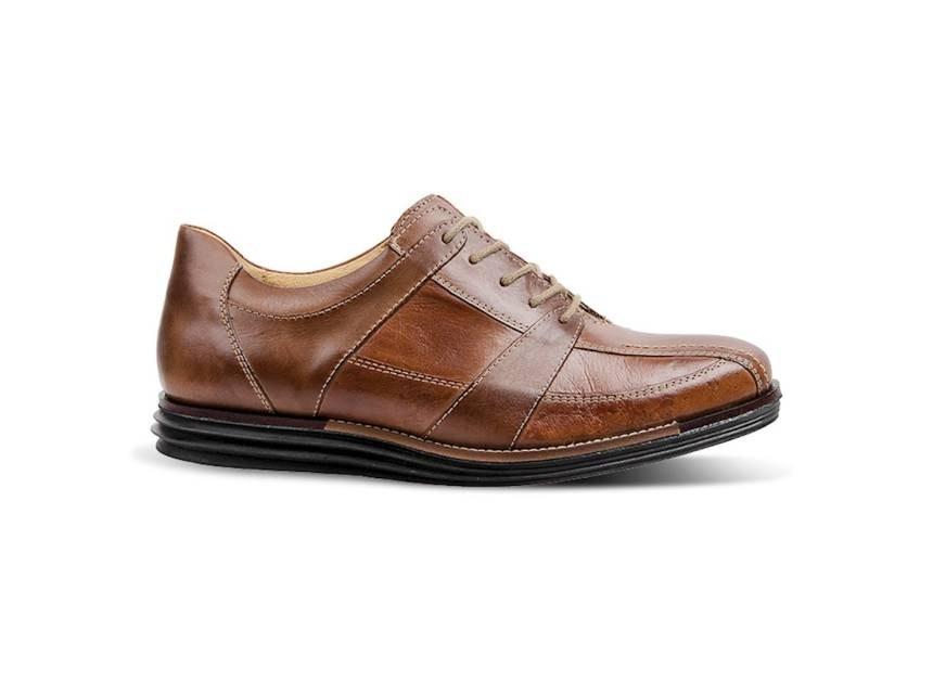 fcd11de26 Sapato Social Masculino Conforto Sandro Moscoloni Looper - R$ 287,98 em  Mercado Livre