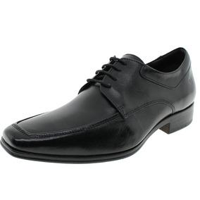 99047ae99 Sapato Social Masculino Democrata Bergamo 2622810 Clovis - Sapatos com o  Melhores Preços no Mercado Livre Brasil
