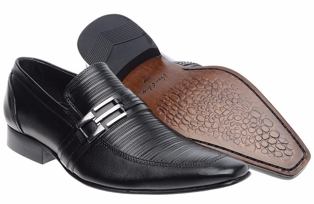 4cdf4f7bc sapato masculino social bigioni luxo solado couro legítimo. Carregando zoom.