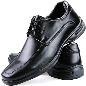 c20f766b6e Sapato Masculino Social Casual Antistress Anatômico Confort
