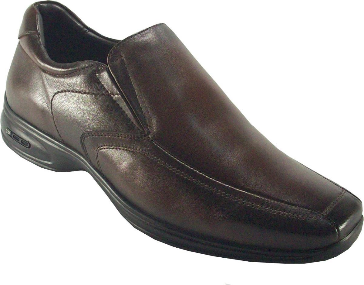 261bebc20c sapato masculino social couro jota pe 3d couro 71455. Carregando zoom.