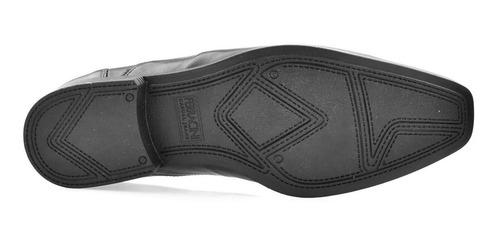 sapato masculino social ferracini couro liverpool 4300-281g