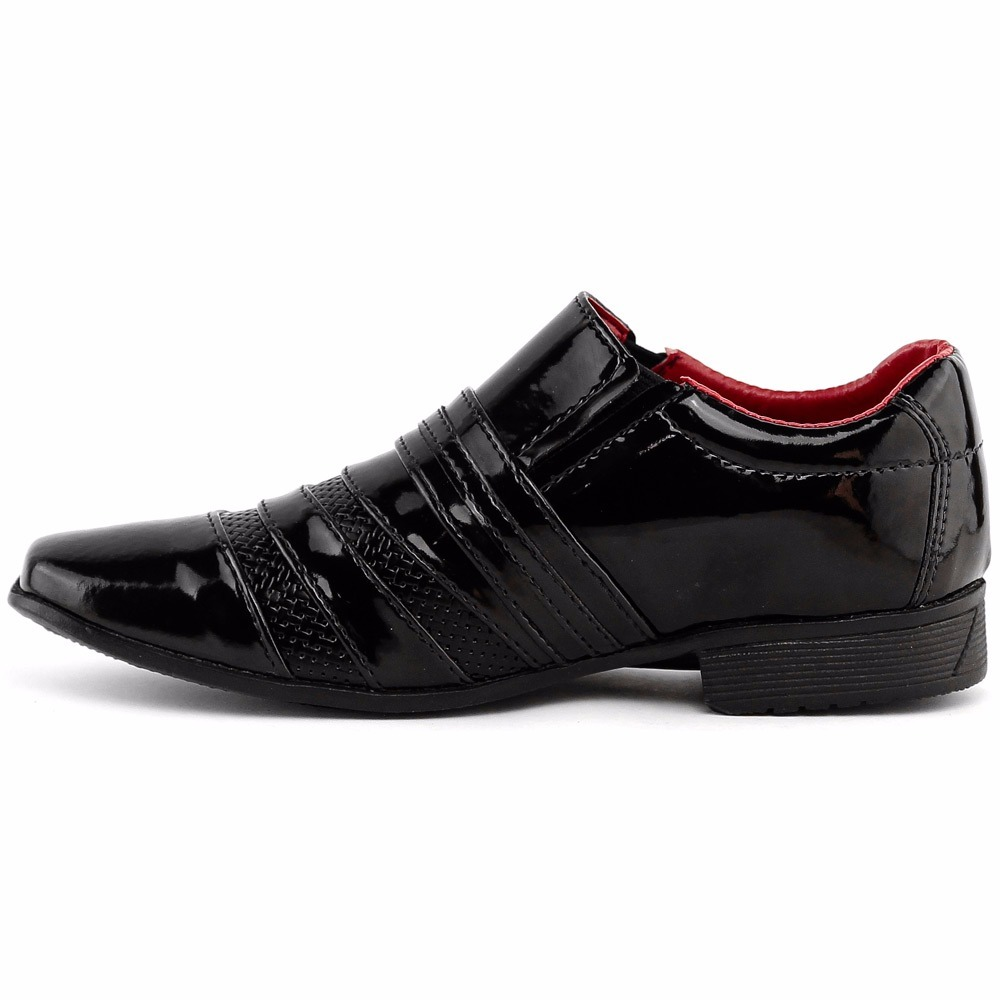74f082476c sapato masculino social infantil verniz dhl calçados franca. Carregando  zoom.
