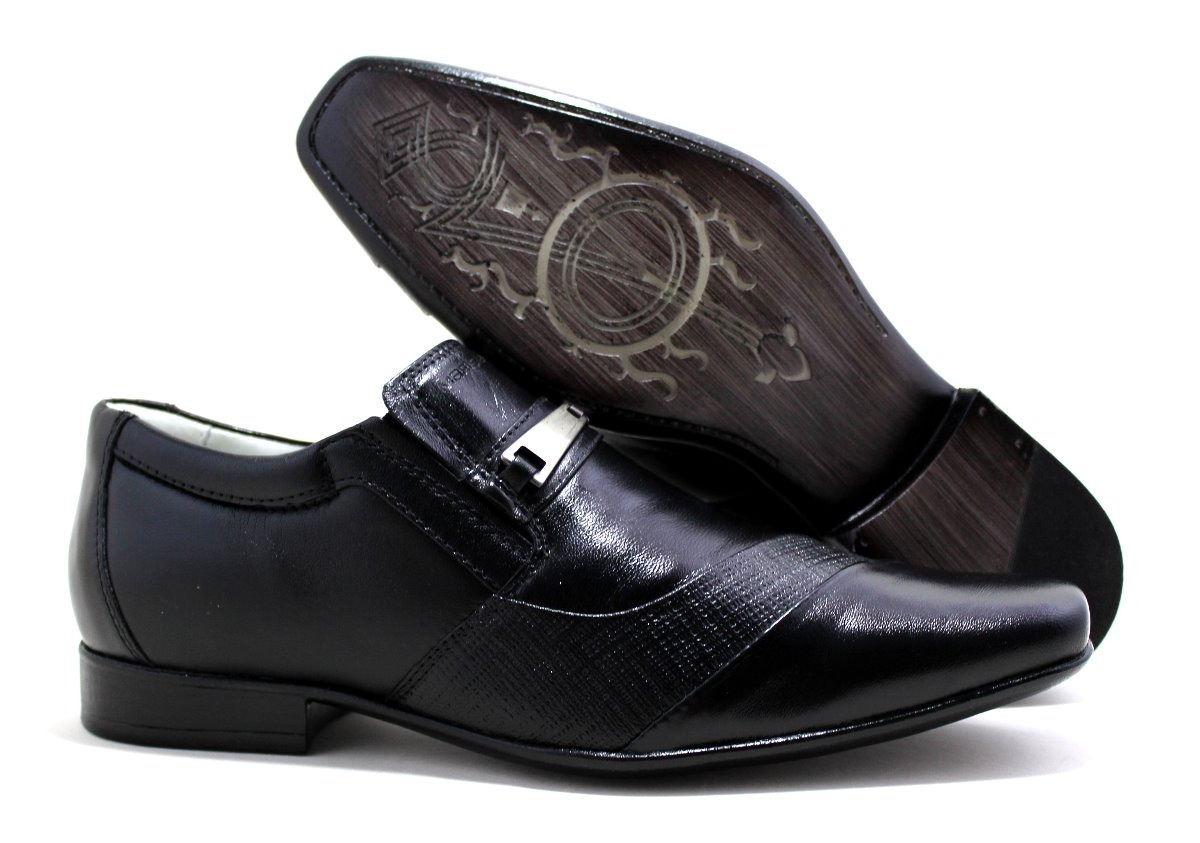 2fa1334faf sapato masculino social mafisa couro legitimo casual promoça. Carregando  zoom.