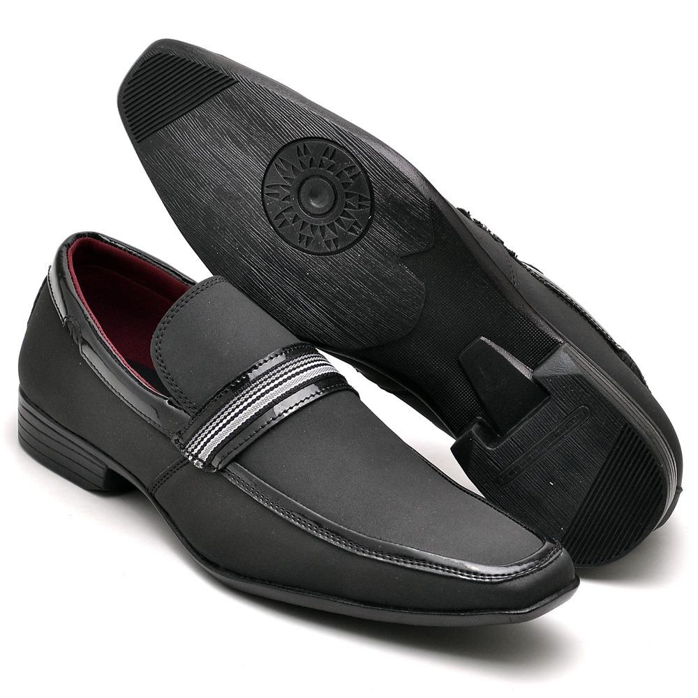 057e0f592 Sapato Masculino Social Novidade Faixas Franca Sp - R  45